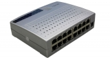 Acorp HU16DP 16 port - коммутатор (switch), 16 портов Ethernet 10/100 Мбит/сек