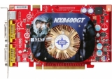 GeForce 8600 GT MSI PCI-ex - память: 256 Мб, GDDR3, 128 бит
